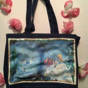Disney Cinderella tote